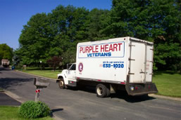 Purple Heart Truck